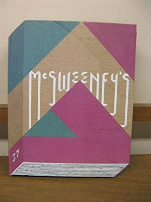 McSweeney's Issue 37: McSweenys; Eggers, Dave