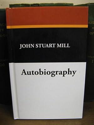 Autobiography: Mill, John Stuart