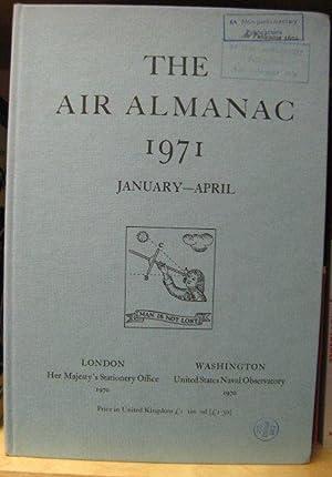 The Air Almanac: January - April 1971