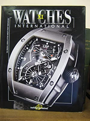 Watches International: Volume XI: Jeannot, Michel (ed.)