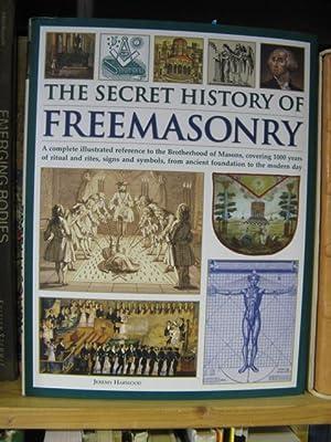 The Secret History of Freemasonry: Harwood, Jeremy