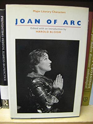 Joan of Arc (Major Literary Characters): Bloom, Harold (ed.)