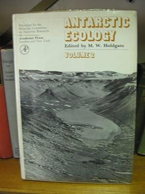 Antarctic Ecology: Volume 2: Holdgate, M.W. (ed.)