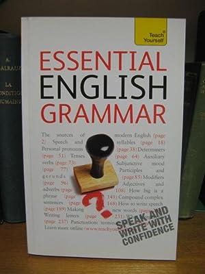 Essential English Grammar: Teach Yourself: Simpson, Ron