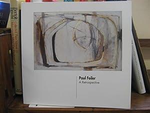 Paul Feker: A Retrospective: Jones, Louise