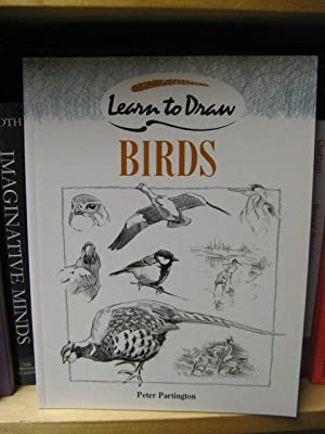 Learn to Draw Birds: Partington, Peter