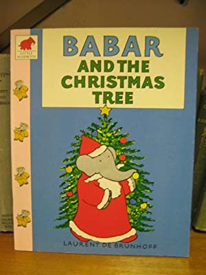 Babar and the Christmas Tree: De Brunhoff, Laurent