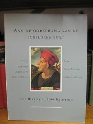 Aan de Oorsprong van de Schilderkunst / The Birth of Panel Painting: Vroege Italiaanse ...