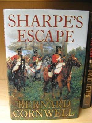 Sharpe's Escape: Cornwell, Bernard