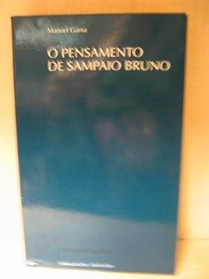 O Pensamento De Sampaio Bruno: Contribuicao Para a Historia Da Filosofia Em Portugal (Temas ...