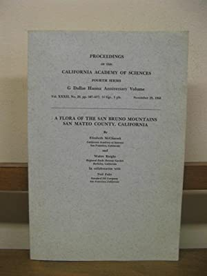 Proceedings of the California Academy of Sciences;: McClintock, Elizabeth; Knight,