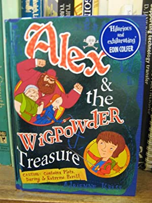 Alex and the Wigpowder Treasure: Kress, Adrienne