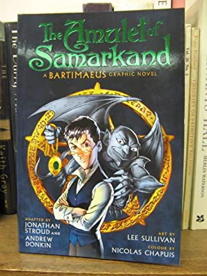 The Amulet of Samarkand Graphic Novel (The Bartimaeus Sequence): Stroud, Jonathan; Donkin, Andrew