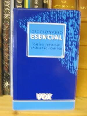 Diccionario Esencial: Galego - Castelan, Castellano - Gallego: Fernandez Gonzales, C