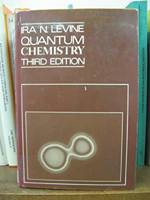 Quantum Chemistry: Levine, Ira N.