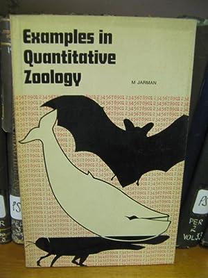 Examples in Quantitative Zoology: Jarman, M.