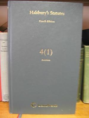 Halsbury's Statutes: Fourth Edition, Volume 4 (1): Aviation: 2008 Reissue: MacGregor, Will (ed...