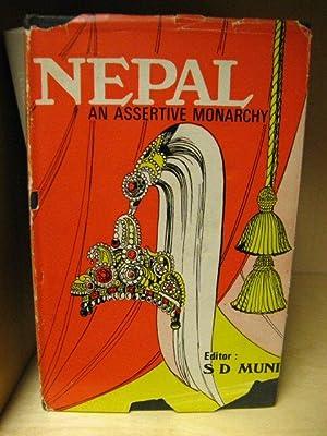 Nepal: An Assertive Monarchy: Muni, S. D.