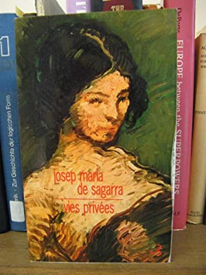 Vies Privees: de Sagarra, Josep Maria