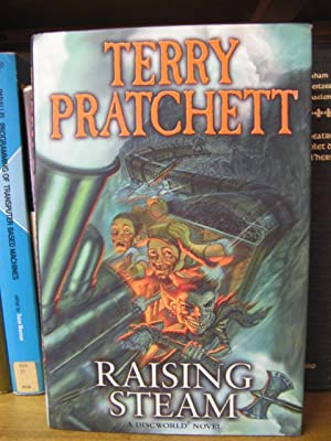 Raising Steam: Pratchett, Terry