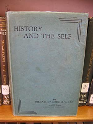 History and the Self: Oakeley, Hilda D.