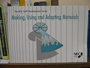 Making, Using and Adapting Materials: Leach, Robert