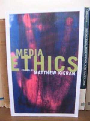 Media Ethics: Kieran, Matthew (ed.)