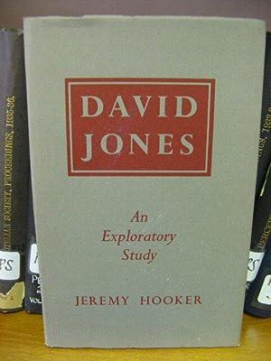 David Jones: An Exploratory Study: Hooker, Jeremy