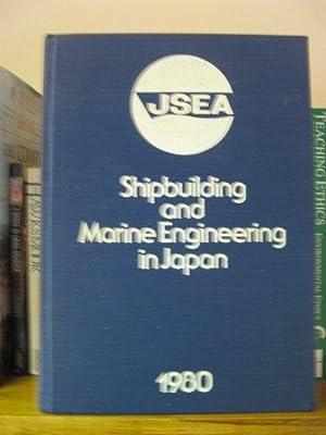 Shipbuilding and Marine Engineering in Japan: Shinto, Hisashi; Nishimura,