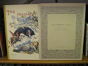 "The Nursery ""Alice"": Carroll, Lewis"