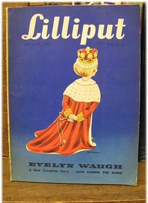 Lilliput; May-June 1953, Volume 32, No. 6