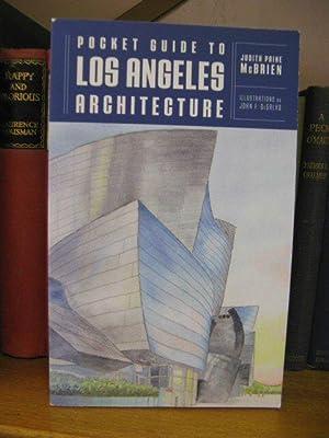 Pocket Guide to Los Angeles Architecture: McBrien, Judith Prine