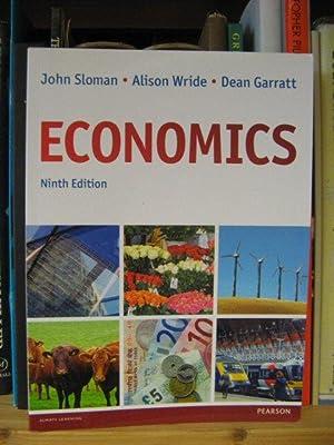 Economics: Sloman, John; Wride,