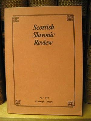 Scottish Slavonic Review, No. 1 1983: Ward, D. (ed.)