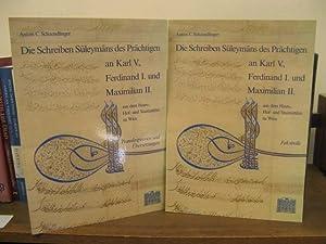 Die Schreiben Suleymans Des Prachtigen and Karl: Schaendlinger, Anton C.