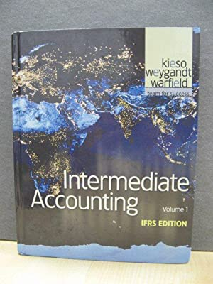 Intermediate Accounting, Volume 1: Kieso, Donald E.;