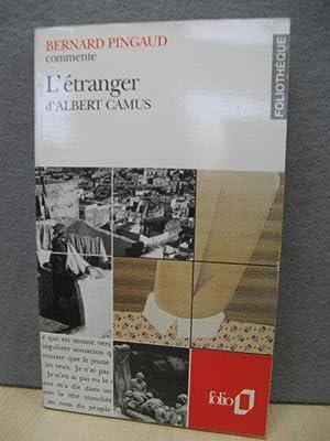L'Etranger d'Albert Camus: Camus, Albert; Pinguad,