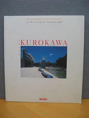 Monographie D'architecture (Architectural Monograph): Kurokawa, Kisho