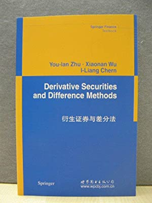 Derivative Securities and Difference Methods (Springer Finance)