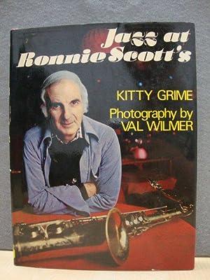 Jazz at Ronnie Scott's: Grime, Kitty