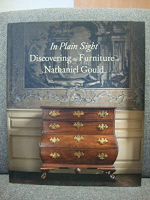 In Plain Sight: Discovering the Furniture of Nathaniel Gould