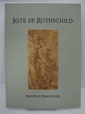 Kate De Rothschild: Master Drawings: A Celebration,