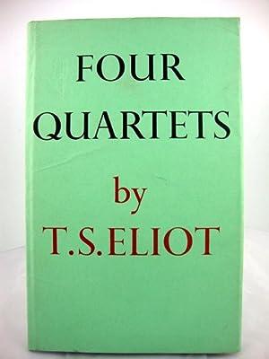 Four Quartets: Eliot, T.S.