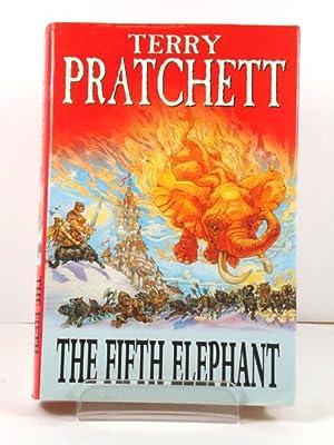 The Fifth Elephant: Pratchett, Terry
