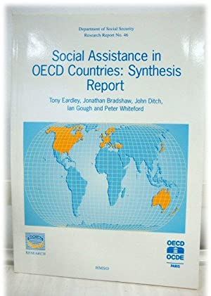 Social Assistance in OECD Countries: Volume I: Eardley, Tony; Bradshaw,