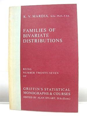 Families of Bivariate Distributions: Mardia, K. V.