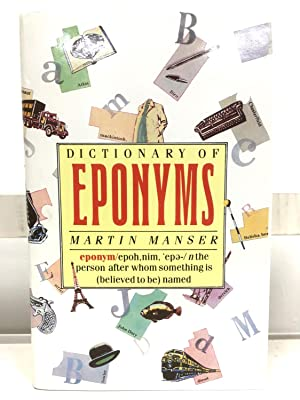 Dictionary of Eponyms