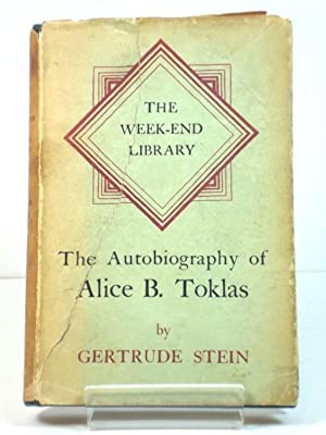 The Autobiography of Alice B. Toklas (The Week-End Library): Tokes, Rudolf L.
