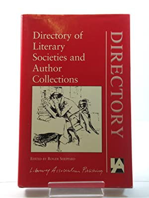 Directory of Literary Societies and Author Collections