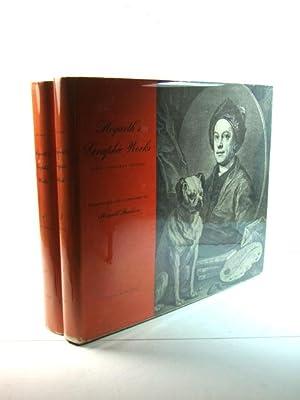 Hogarth's Graphic Works: Volumes 1 & 2: Paulson, Ronald